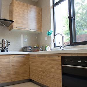 万科-新中式-厨房
