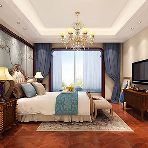 河北三盛国际-卧室