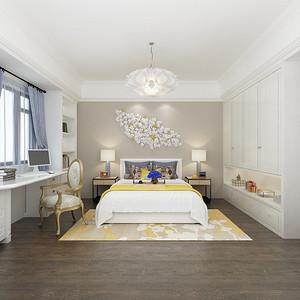 新世界-卧室装修效果图