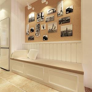 汇颐公寓北欧风格玄关装修效果图-其他玄关装修效果图 其他玄关装修