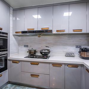 雅居乐 现代简约 厨房