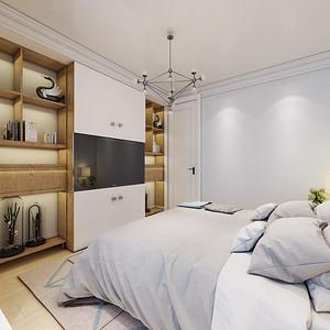 北京首开畅心园-卧室装修效果图