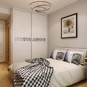 北欧风 简约卧室