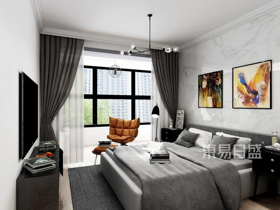 北欧风格-卧室
