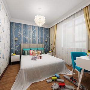 新中式-儿童房