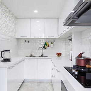 美式-厨房