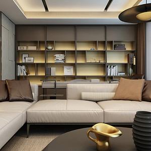 伟峰东樾 客厅