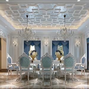 威尼斯  法式风格 餐厅