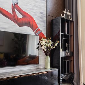 康城国际现代风格客厅
