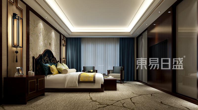 中国花鸟画墙纸装饰背景墙