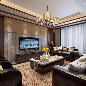 现代风格丨客厅