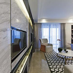 第1907页 西安客厅装饰效果图 西安客厅装饰设计图 东易日盛装饰集团官网