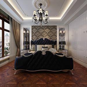 欧式风格-男孩房-装修效果图