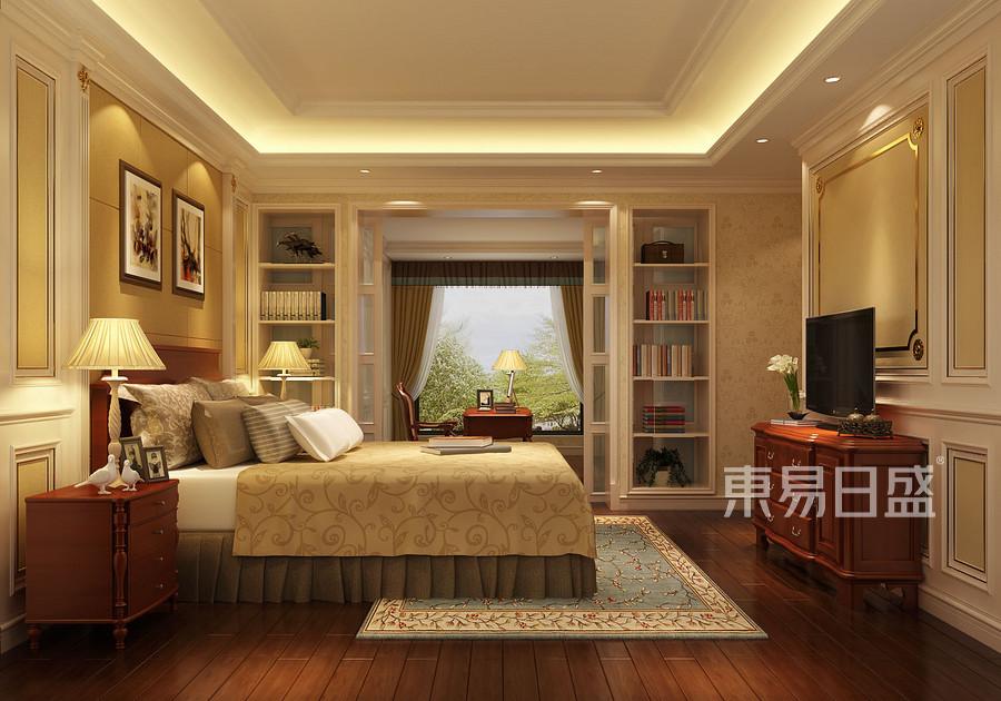 卧室欧式古典装修效果图