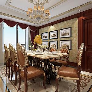 欧式古典-餐厅