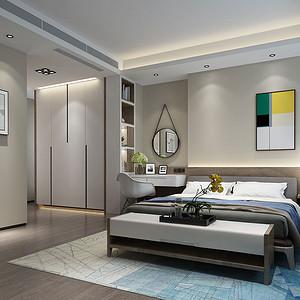 现代简约 舒适卧室
