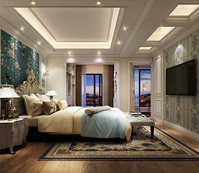 深圳卧室装修效果图-东易日盛装饰设计