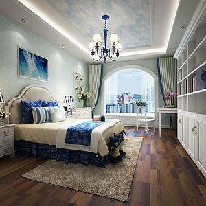万寿路 简欧 卧室装饰