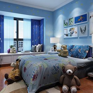现代 梦幻儿童房