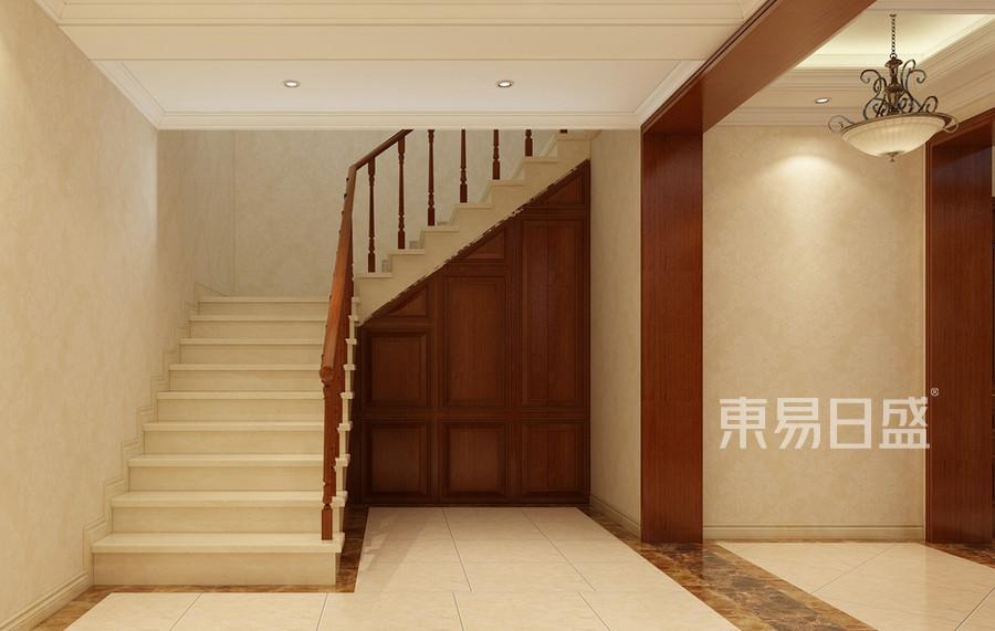 首页 灵感之源 图库列表 欧式古典风格-楼梯间-装修效果图效果图
