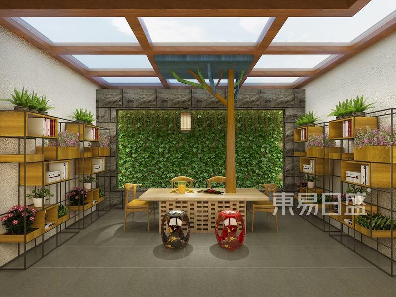 东南亚风格-茶室
