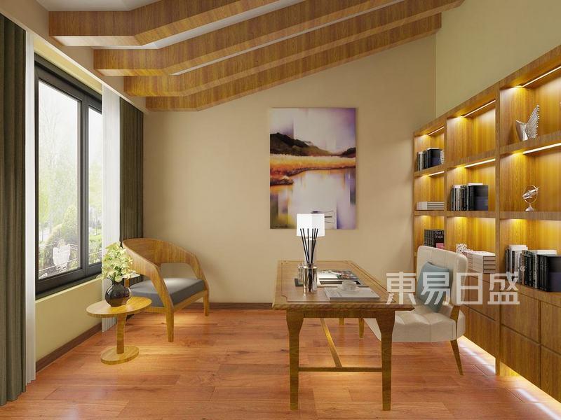 东南亚风格-书房