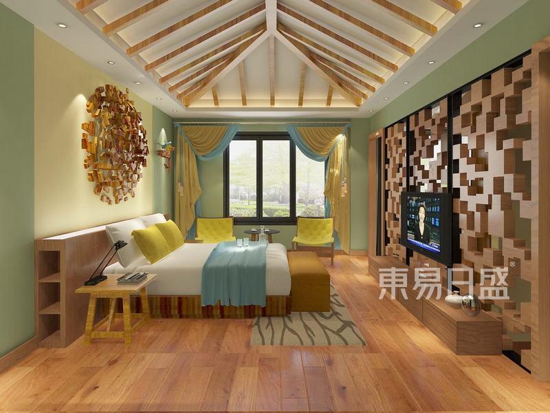 东南亚风格-卧室