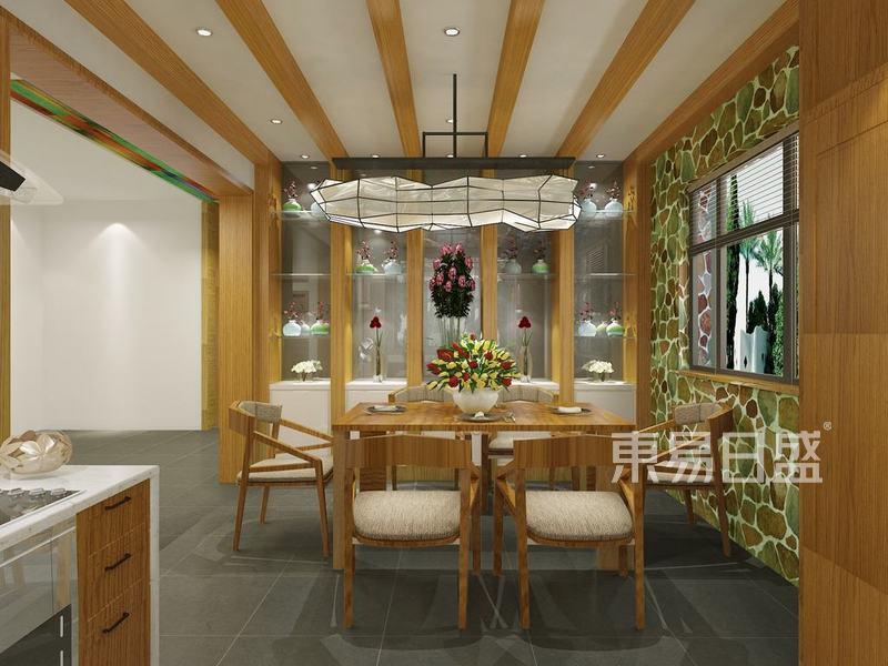 东南亚风格-餐厅