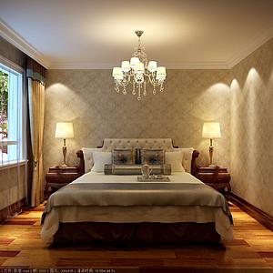 俪兹国际花园260卧室