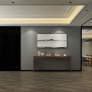 泰安道现代简约风格门厅装修效果图