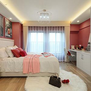 单身公寓52平挑高现代风格
