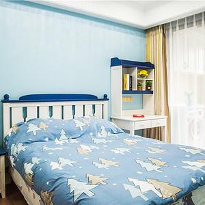 美式风格儿童房效果图