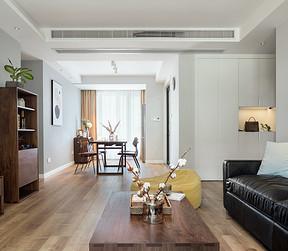 太湖国际 现代风格 客厅