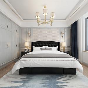 简欧风格--卧室