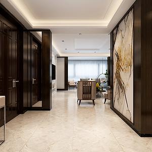 怡佳·天一城现代风格276平米装修效果图