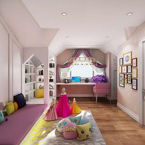 欧式-儿童房