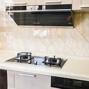 美式风格厨房效果图