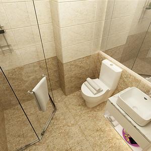 简约风格--卫生间