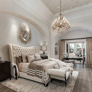 别墅-欧式古典-卧室