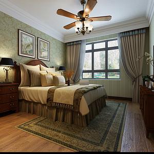 俪兹国际花园150卧室