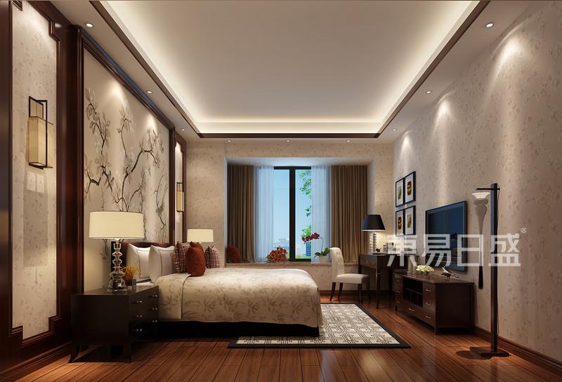 新中式 - 卧室新中式装修效果图