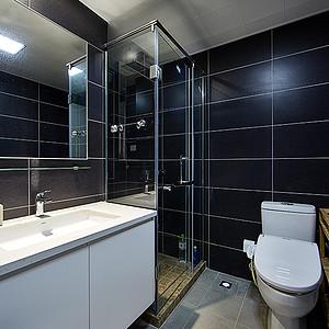 北欧风格-卫生间-装修效果图-北欧卫生间装修图片 第5页图片