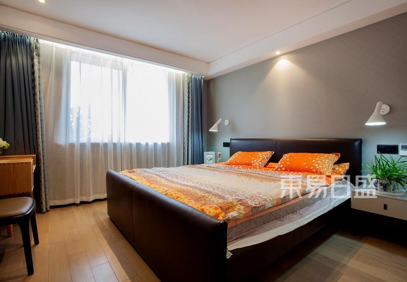 天勤家园120平现代卧室实景图