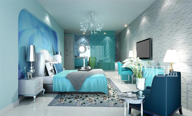 其他- 主题宾馆客房装修效果图