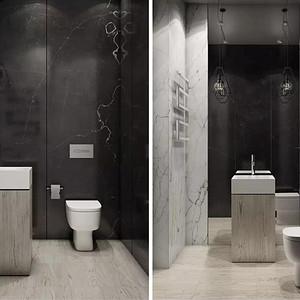 壹方中心玖誉-现代简约-浴室效果图
