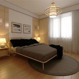 现代简约--卧室