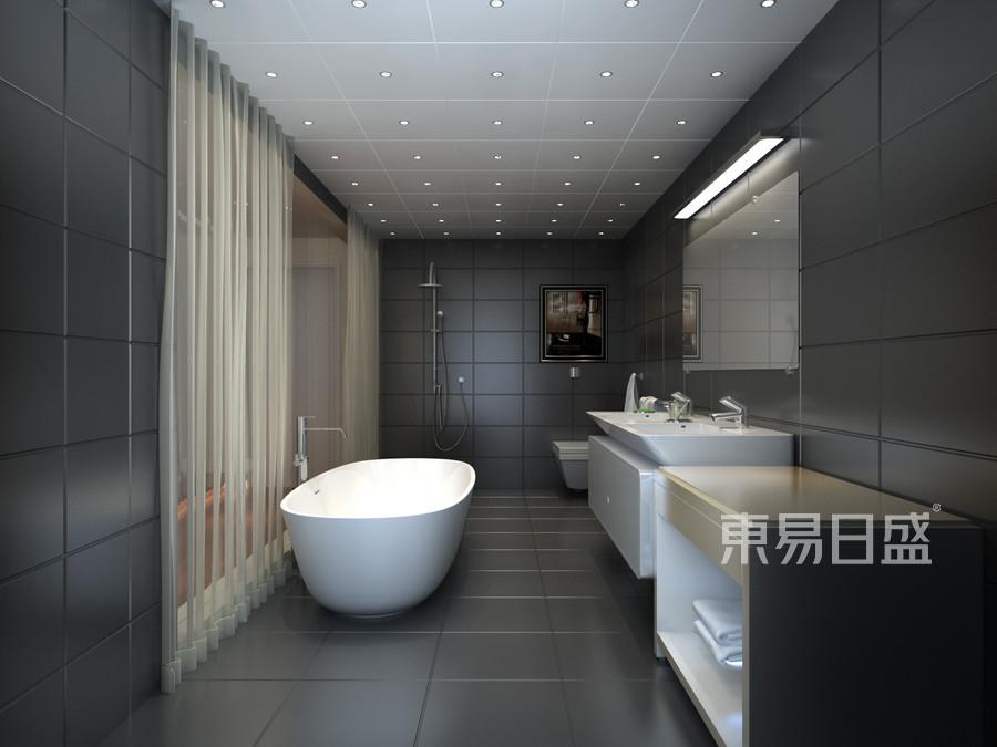 别墅-现代-效果图