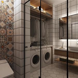 现代简约--卫生间