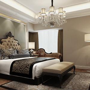 卧室简欧风格