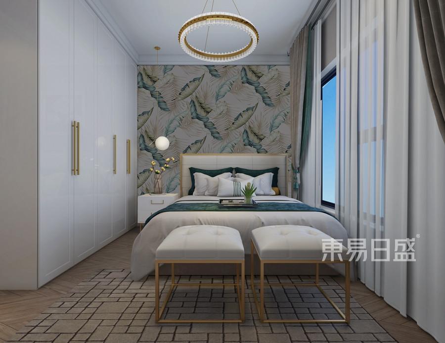 法式轻奢风格卧室装修设计效果图   分享  收藏  空间  风格 元素 我